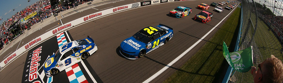 NASCAR Cup Series at The Glen image