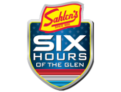 SAHLEN'S SIX HOURS OF THE GLEN logo